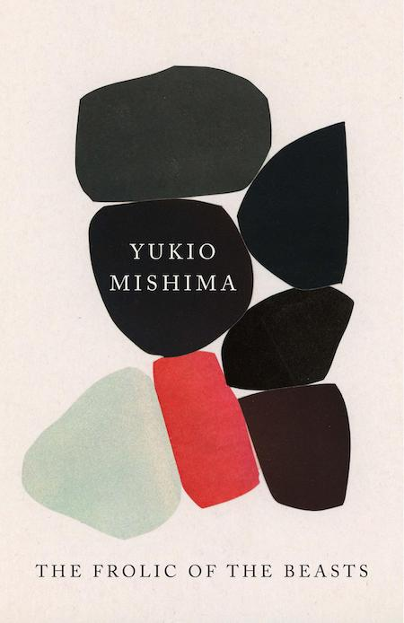 Yukio Mishima, <em>Frolic of the Beasts</em>, design by John Gall