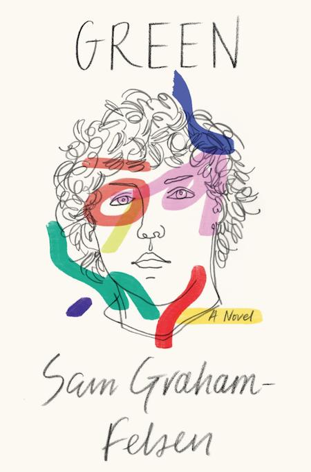 Sam Graham-Felsen, <em>Green</em>, design by June Park