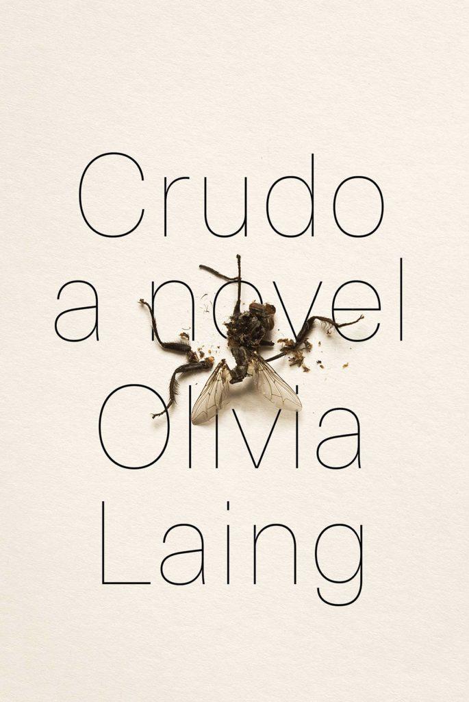 Olivia Laing, <em>Crudo</em>, designed by No Ideas