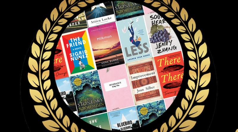 Pulitzer Prize, Kirkus, Man Booker, Man Booker International, Edgar, Hugo, Nebula, Center for Fiction, Women's Prize, IMPAC