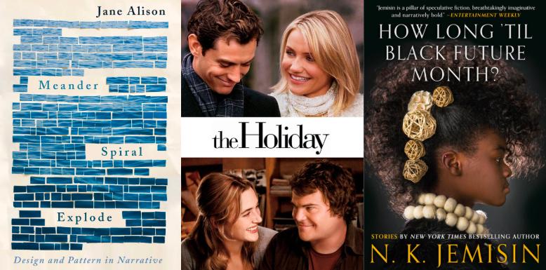 The Holiday. NK Jemisin, How Long Til Black Future Month, Jane Alison