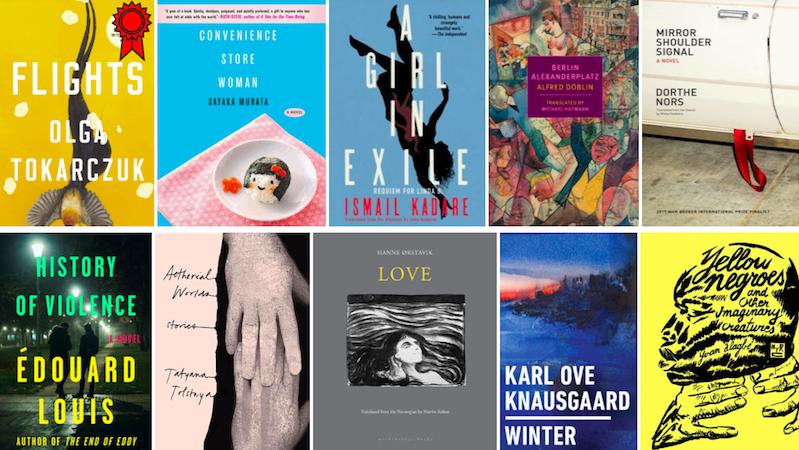 translation, Flights, Convenience Store Woman, Karl Ove Knausgaard, Dorthe Nors