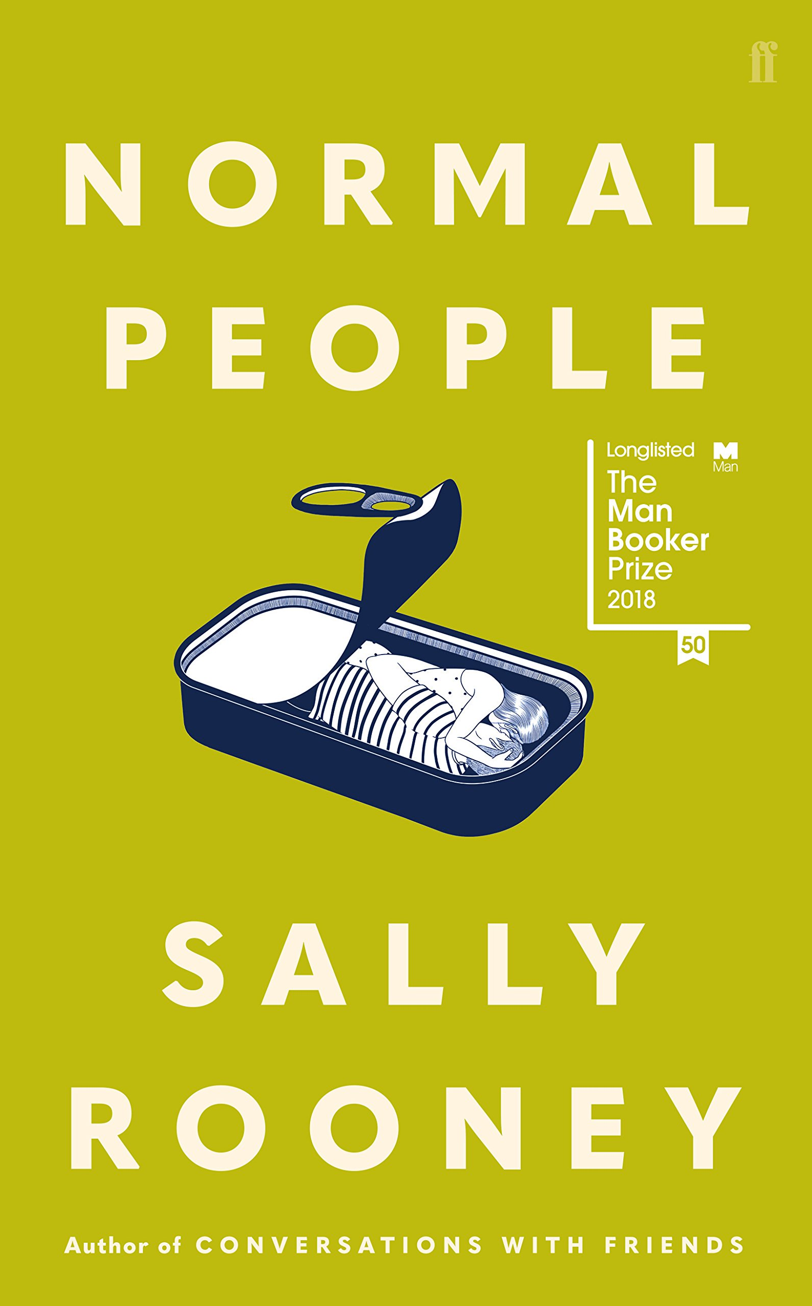 Sally Rooney, Normal People, UK Cover