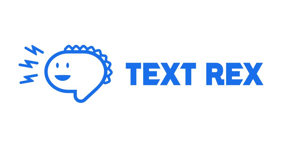 Text Rex