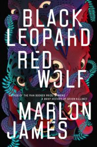 marlon james, black leopard red wolf