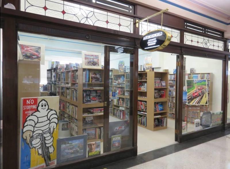 automoto bookshop sydney
