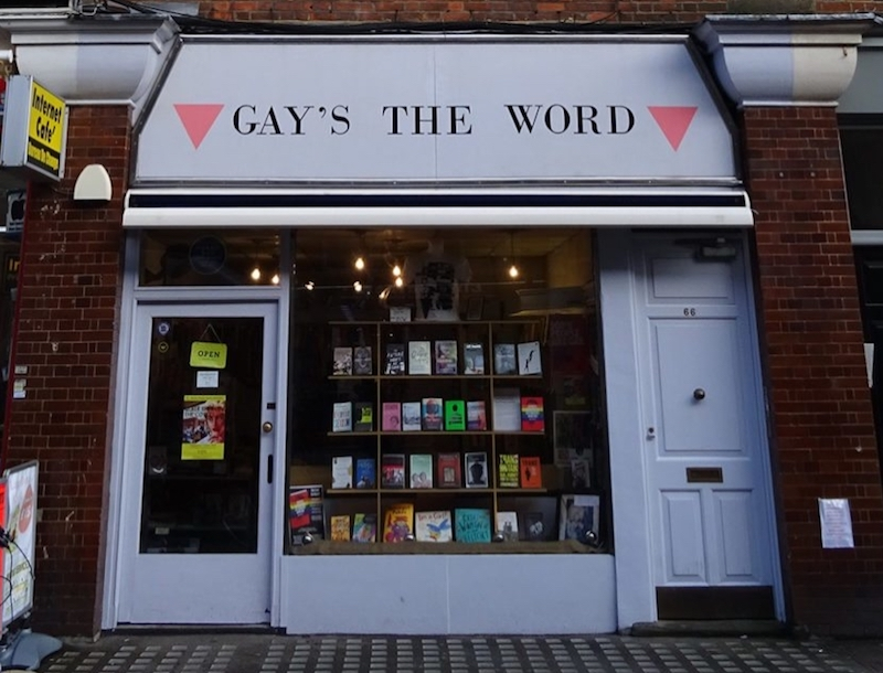 gays the word london