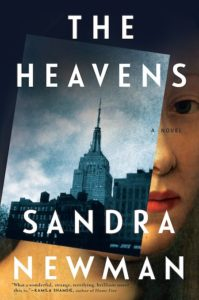 Sandra Newman, The Heavens, Grove Press; design by TK TK (February 12, 2019)