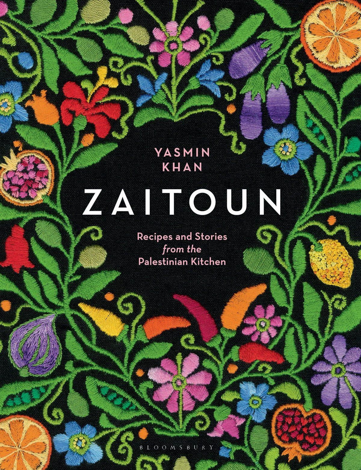 Stories and Recipes from the Palestinian Kitchen