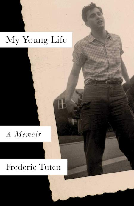 Frederic Tuten, My Young Life, Simon & Schuster; design by TK TK (March 5, 2019)