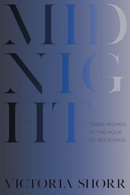 Victoria Schorr, <em>Midnight</em>, W. W. Norton & Company; design by Sarahmay Wilkinson (March 12, 2019)