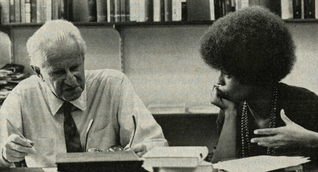 Angela Davis on Protest, 1968, and Her Old Teacher, Herbert ...