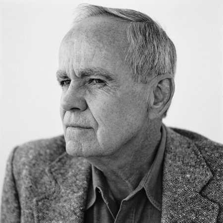 Cormac McCarthy (Photo by Derek Shapton)