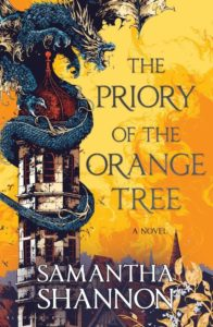 Samantha Shannon, The Priory of the Orange Tree