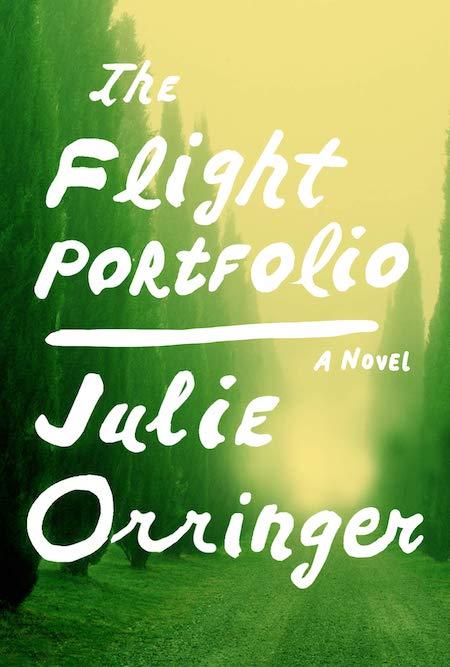 Julie Orringer, <em>The Flight Portfolio</em>, design by Abby Weintraub (Knopf, May 7)