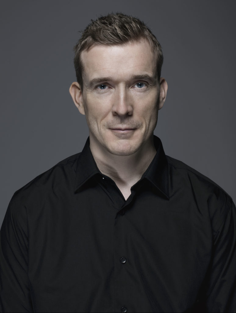 David Mitchell (Photo by Paul Stuart)