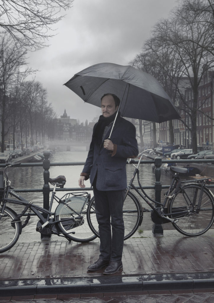 Jeffrey Eugenides (Photo by Marte Visser)