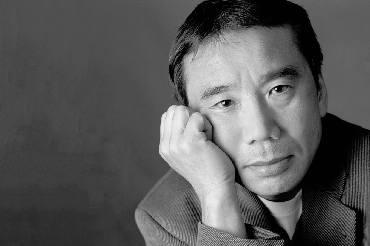 Haruki Murakami (Photo by Elena Seibert)