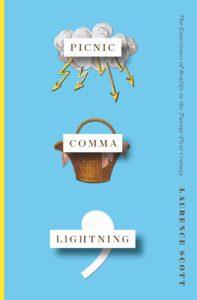 Laurence Scott, Picnic Comma Lightning