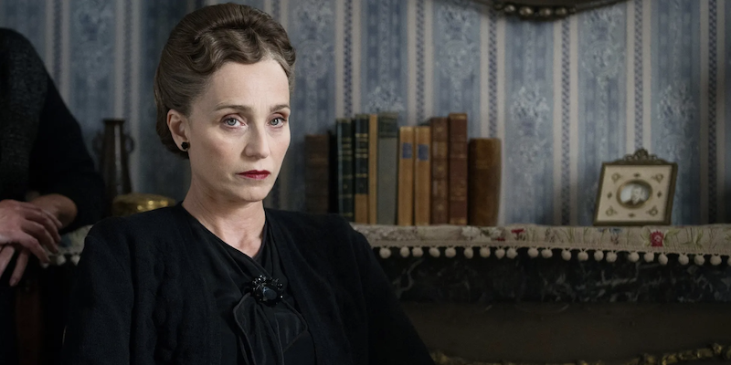 Today in brilliant casting moves: Kristin Scott Thomas will play Mrs. Danvers in Netflix's adaptation of Rebecca. | Literary Hub