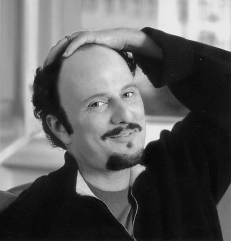 Jeffrey Eugenides (Photo by Karen Yamauchi)