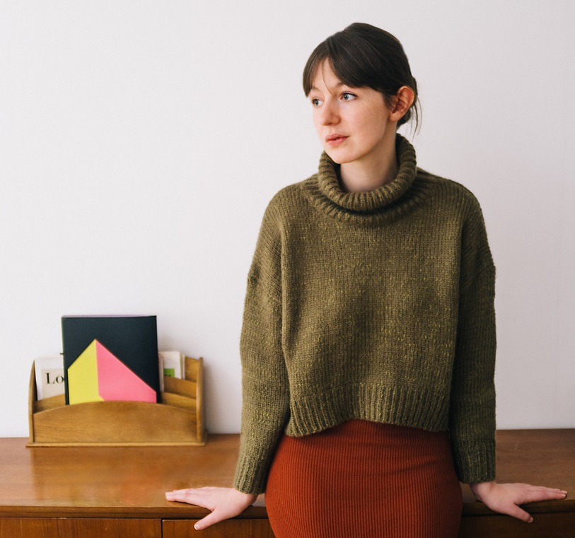 Sally Rooney (Photo by Jonny L. Davies)