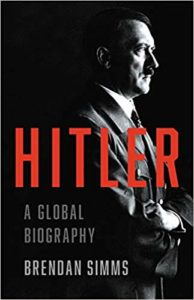Brendan Simms, Hitler
