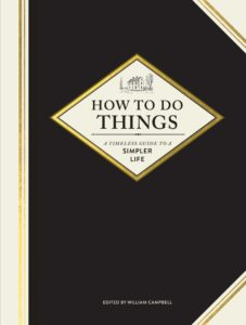 William Campbell, ed., How to Do Things