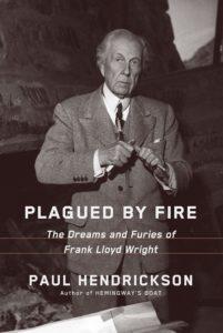 Paul Hendrickson, Plagued by Fire