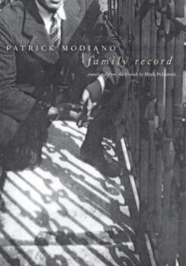 Patrick Modiano, Family Record