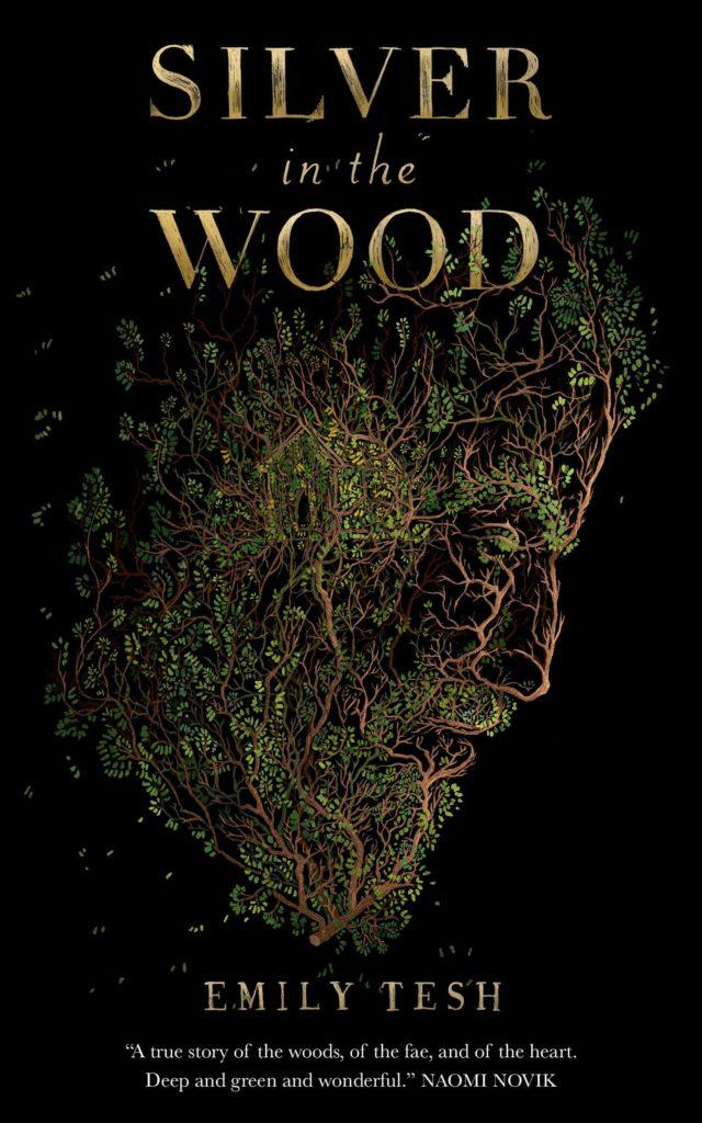 Emily Tesh, <em>Silver in the Wood</em>; design by TK TK (Tor, June 18)