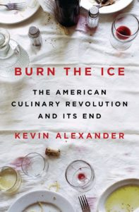 Kevin Alexander, Burn the Ice