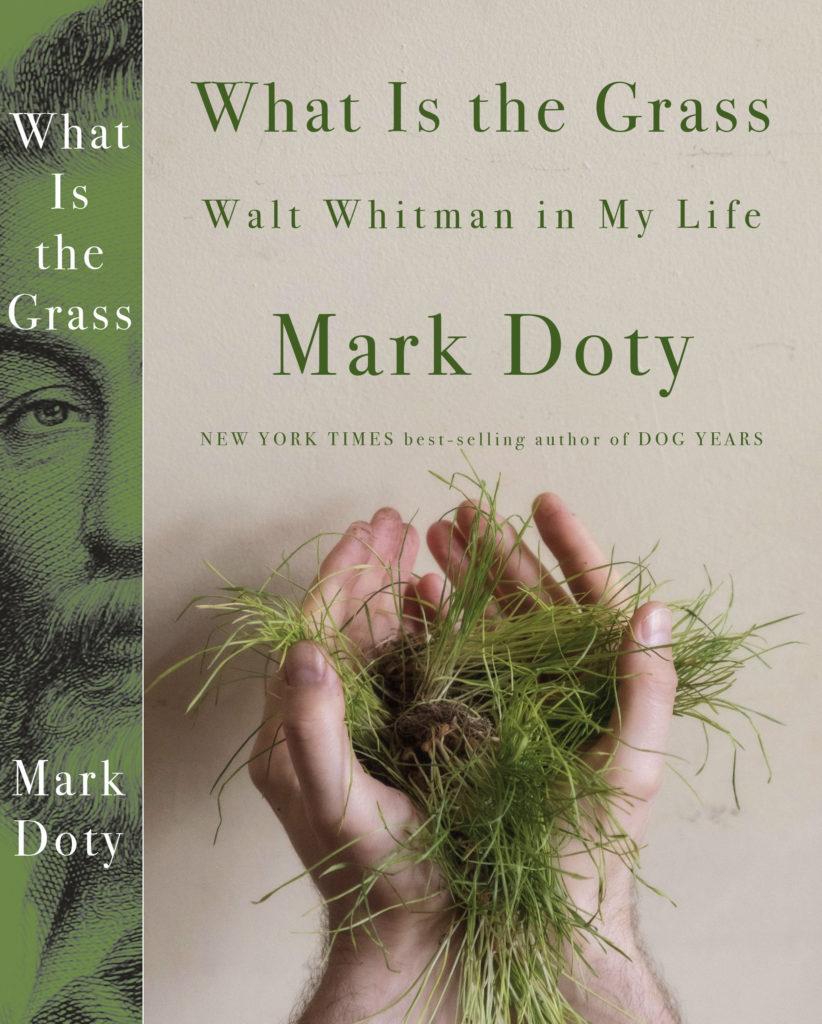 mark doty cover reveal whitman