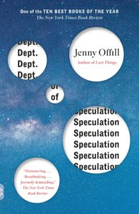 Jenny Offill, Dept. of Speculation (2014)