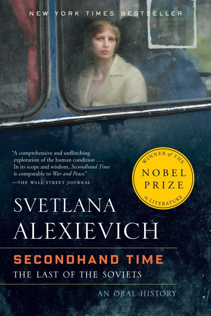 Svetlana Alexievich, tr. Bela Shayevich, Secondhand Time