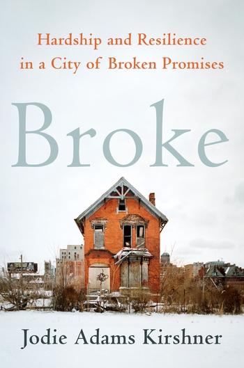 broke Jodie Adams Kirshner