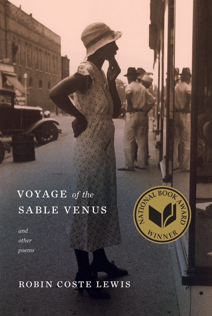 Robin Coste Lewis, Voyage of the Sable Venus