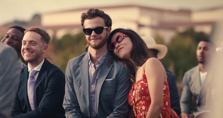 Hulu movie, Jack Quaid, Maya Erskine