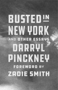 Darryl Pinckney, Busted in New York and Other Essays