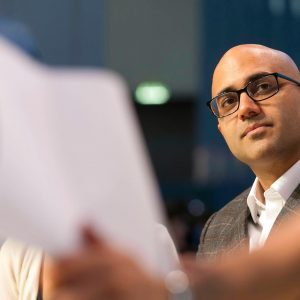 Ayad Akhtar: Muslims in America, a Playwright's Compendium of Characters