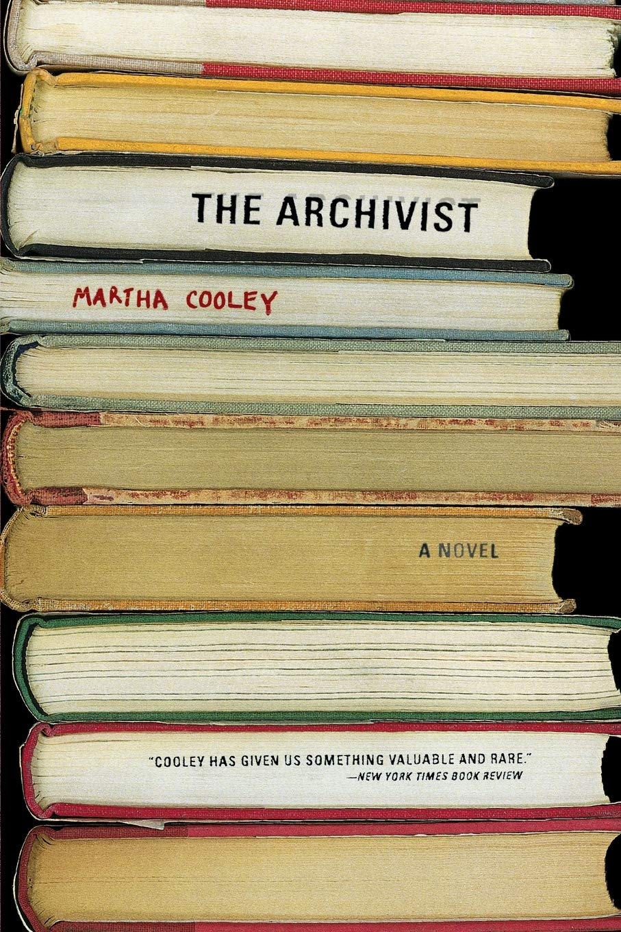 The Archivist by Martha Cooley
