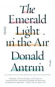 Donald Antrim, The Emerald Light in the Air