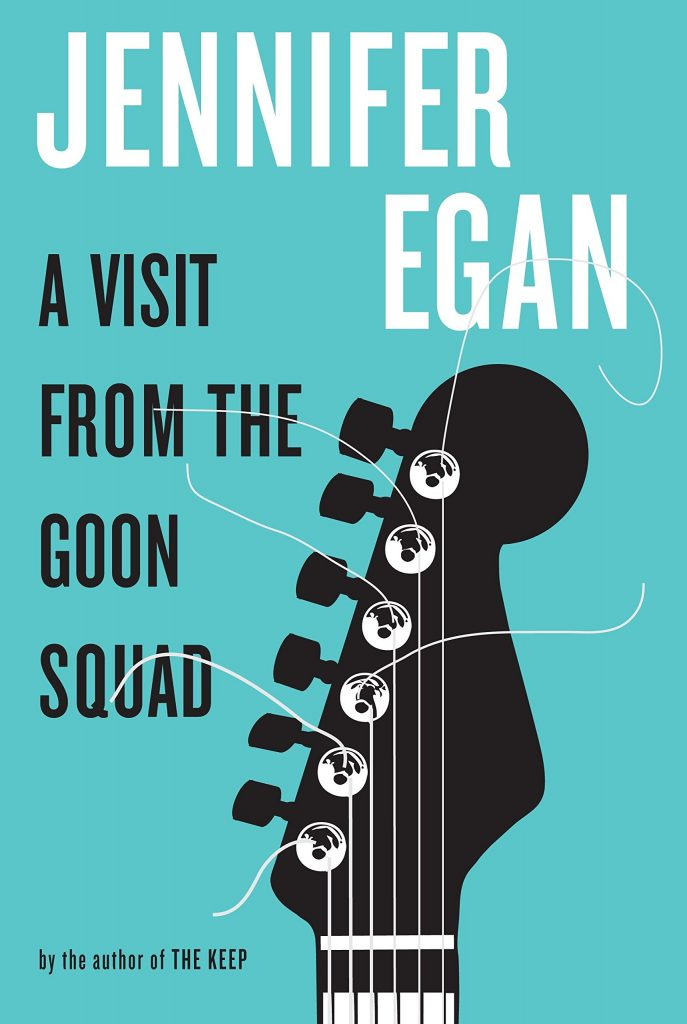 Jennifer Egan, A Visit From the Goon Squad