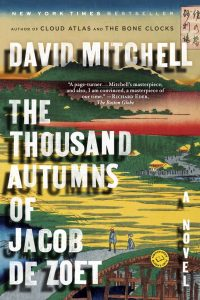 David Mitchell,The Thousand Autumns of Jacob de Zoet