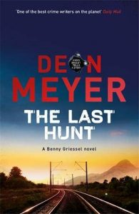 Deon Meyer, The Last Hunt