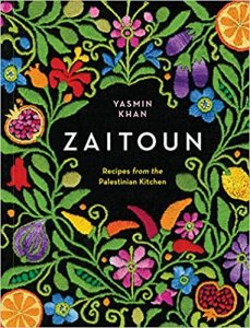 Yasmin Khan, Zaitoun: Recipes from the Palestinian Kitchen