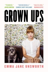 Emma Jane Unsworth, Grown Ups