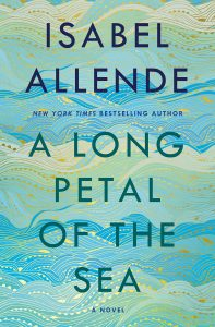 Isabel Allende, A Long Petal of the Sea