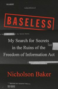 Nicholson Baker,Baseless: