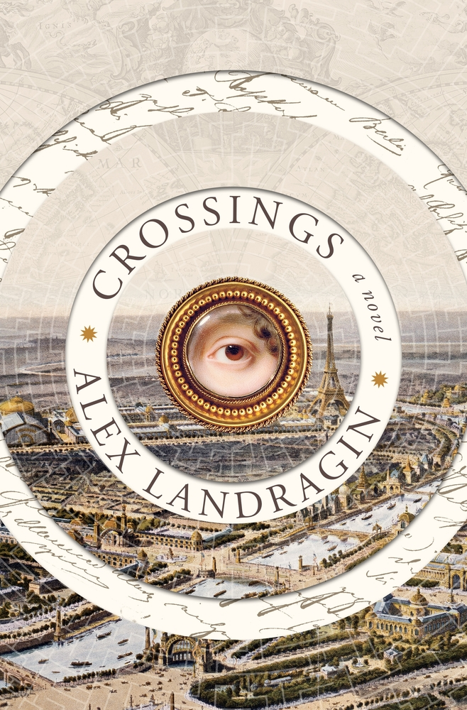 Alex Landragin, Crossings